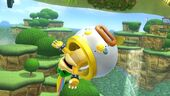 Indefensión Lemmy SSB4 (Wii U)