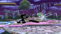 Mr Game y Watch Ataque Inferior-SSBB