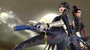 Créditos Modo Senda del guerrero Bayonetta SSB4 (Wii U)