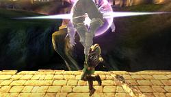 Lanzamiento hacia arriba Link SSBB (3)