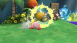 Martillo gigante SSB4 (Wii U)