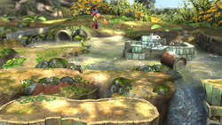 Pikmin alados fuertes (3) SSB4 (Wii U)