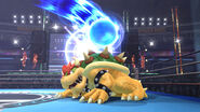 Sonic y Bowser en el Ring de boxeo - (SSB. for Wii U)