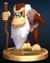 Trofeo de Cranky Kong SSBB