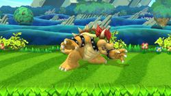 Agarre de Bowser (1) SSB4 (Wii U)