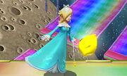 Burla superior Rosalina y Destello SSB4 (3DS)