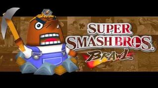 DJ K.K. - Super Smash Bros