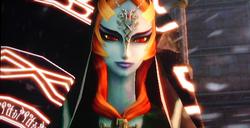 Midna (verdadera forma) en TLoZ Twilight Princess