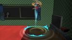 Saltacorchos SSB4 (Wii U)