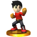 Trofeo de Karateka Mii SSB4 (3DS)