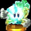 Trofeo de Plasma Wisp SSB4 (3DS)