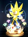 Trofeo de Super Sonic SSBB