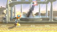 Brazal radial (2) SSB4 (Wii U)