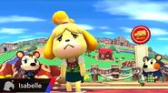 Canela triste SSB4 (Wii U)