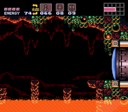 Norfair Super Metroid