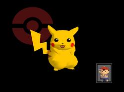 Pose de victoria Pikachu B (4) SSBM