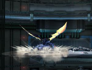 Ridley atacando (3) ESE SSBB