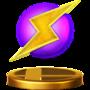 Trofeo de Ataque Espiral SSB4 (Wii U)
