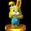 Trofeo de Coti Conejal SSB4 (3DS)