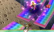 Fuego artificial (3) SSB4 (3DS)