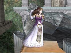 Pose de espera Zelda SSBB (1)