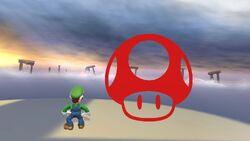 Pose de victoria 2 (1) Luigi SSB4 (Wii U)