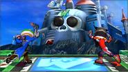 Créditos Modo Leyendas de la lucha Luchador Mii SSB4 (3DS)