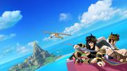 Créditos Modo Leyendas de la lucha Pit Sombrío SSB4 (Wii U)