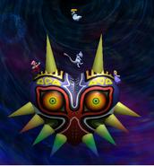 Escenario de evento de la Máscara de Majora (evento 47) SSBM
