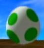 Huevo de Yoshi Objeto SSBM