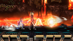 Látigo magnético (2) SSB4 (Wii U)