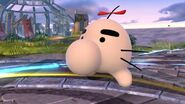 Mr. Saturn en Super Smash Bros. 4