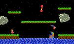 Balloon Fight (version 2) SSB4 (3DS)