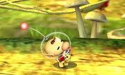 Burla inferior Olimar SSB4 (3DS)