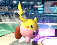 KirbyPikachu SSBB