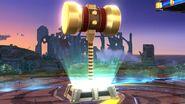 Martillo dorado SSB4 (Wii U)