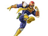 Captain Falcon (SSB4)