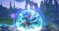 Entrada Tirador Mii SSB4 Wii U