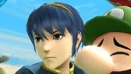 Marth y Luigi - (SSB. for Wii U)