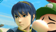 Marth y Luigi - (SSB. for Wii U)