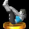 Trofeo de La navaja SSB4 (3DS)