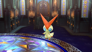 Victini en SSB4 Wii U