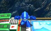 Burla inferior Mega Man SSB4 (3DS) (2)