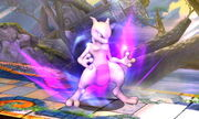 Burla lateral Mewtwo SSB4 (3DS)