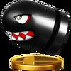 Trofeo de Bill banzai SSB4 (Wii U)