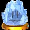 Trofeo de Tempanito SSB4 (3DS)