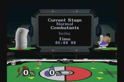 Personajes no jugables en el Estadio Pokemon SSBM (3)