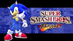 Sonic Heroes - Super Smash Bros