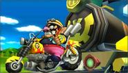 Créditos Modo Senda del guerrero Wario SSB4 (3DS)