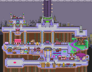 New Pork City en Mother 3